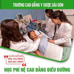 Học phí Cao đẳng Điều dưỡng Nha Trang, Khánh Hòa năm 2019